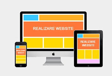 creare website